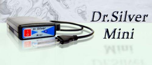 Уред за сребърна вода Dr.Silver MINI