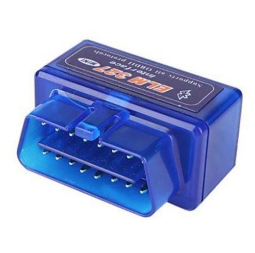 OBD II SKAN - Bluetooth универсален уред за автодиагностика, съвместим с Android OS телефони, таблети или компютър