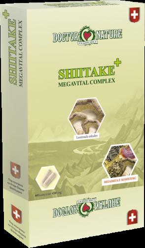 "ВИТАЛНИ ГЪБИ ""Shiitake"" + Megavital Complex"