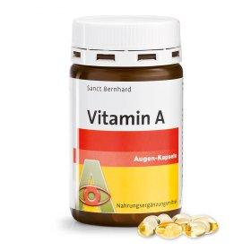 Витамин А - 180 капсули