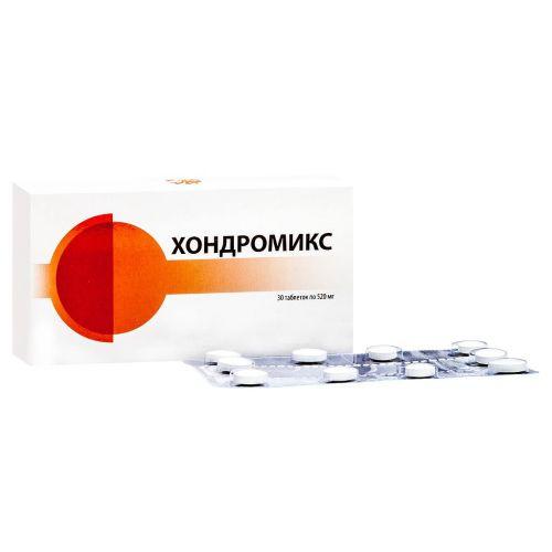 ХОНДРОМИКС® хондропротектор от ново поколение