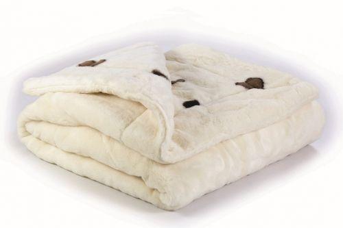 Одеяло от мериносова вълна